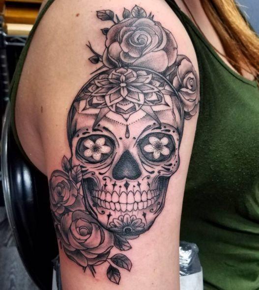 Dia De Los Muertos Tattoo Designs Tattoo Designs 2019