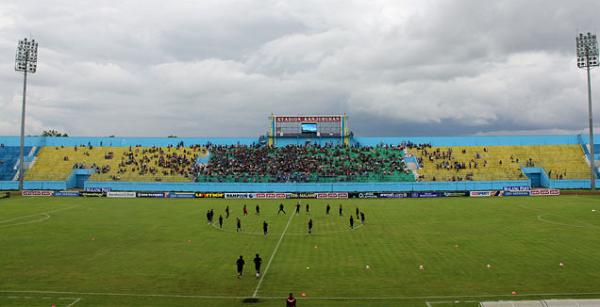 Waduh! Laga Terbaru Arema FC Hanya Ditonton 1.664 Orang