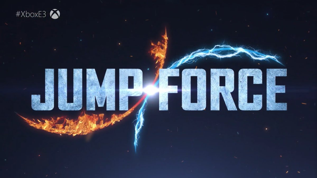 Jump Force anunciado na E3