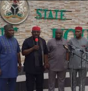 3 Igbo PDP Govs Set To Join APC