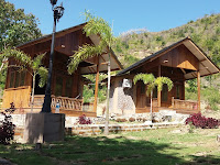Pakej Menginap Pulau Mandeh (Labuan Sunday Resort) 2 Hari 1 Malam