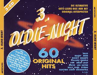 Va Oldie Night Series Volume 3 1998 3cd 60 S 70 S Rock