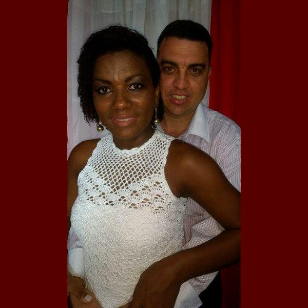 Meu Primeiro Vestido de Noiva de Crochê (Casamento Civil)