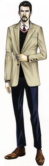 Atsushi Ono como Z