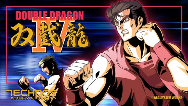 Double Dragon IV pc game free download