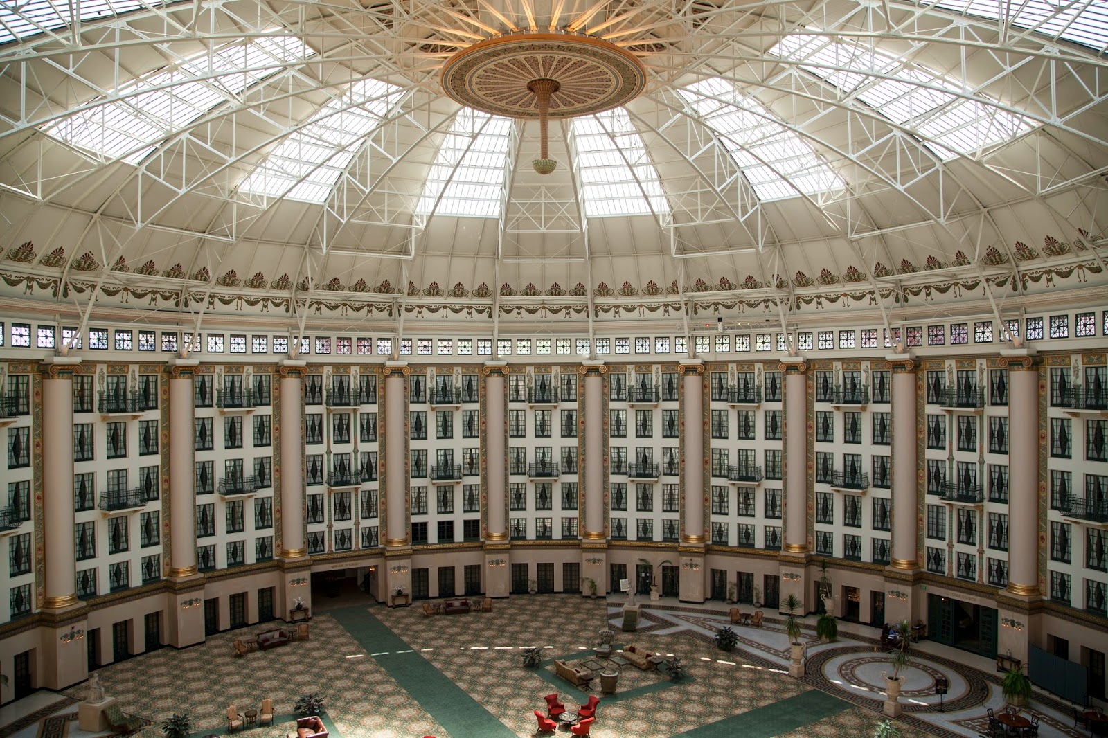 French lick resort operations