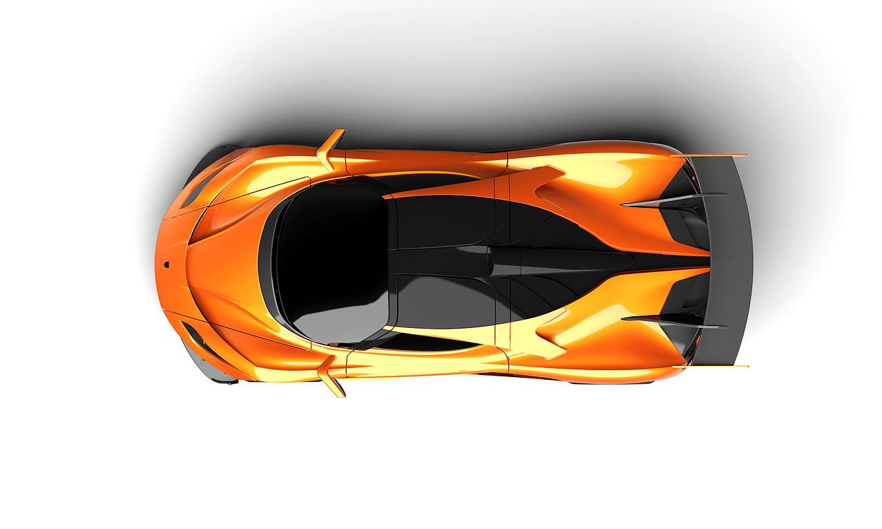 Siêu xe Apollo Arrow 2017 khoe sức mạnh 1000 mã lực