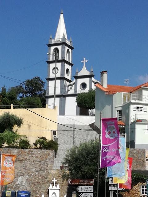 Igreja Paroquial de Pessegueiro