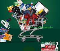 Logo ''Fidelity & Vincenti con Despar- 2° edizione'': vinci gratis migliaia di premi e buoni spesa da 300€