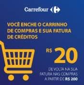 Promoção Vai de Visa Carrefour 2019 Parte Valor De Volta