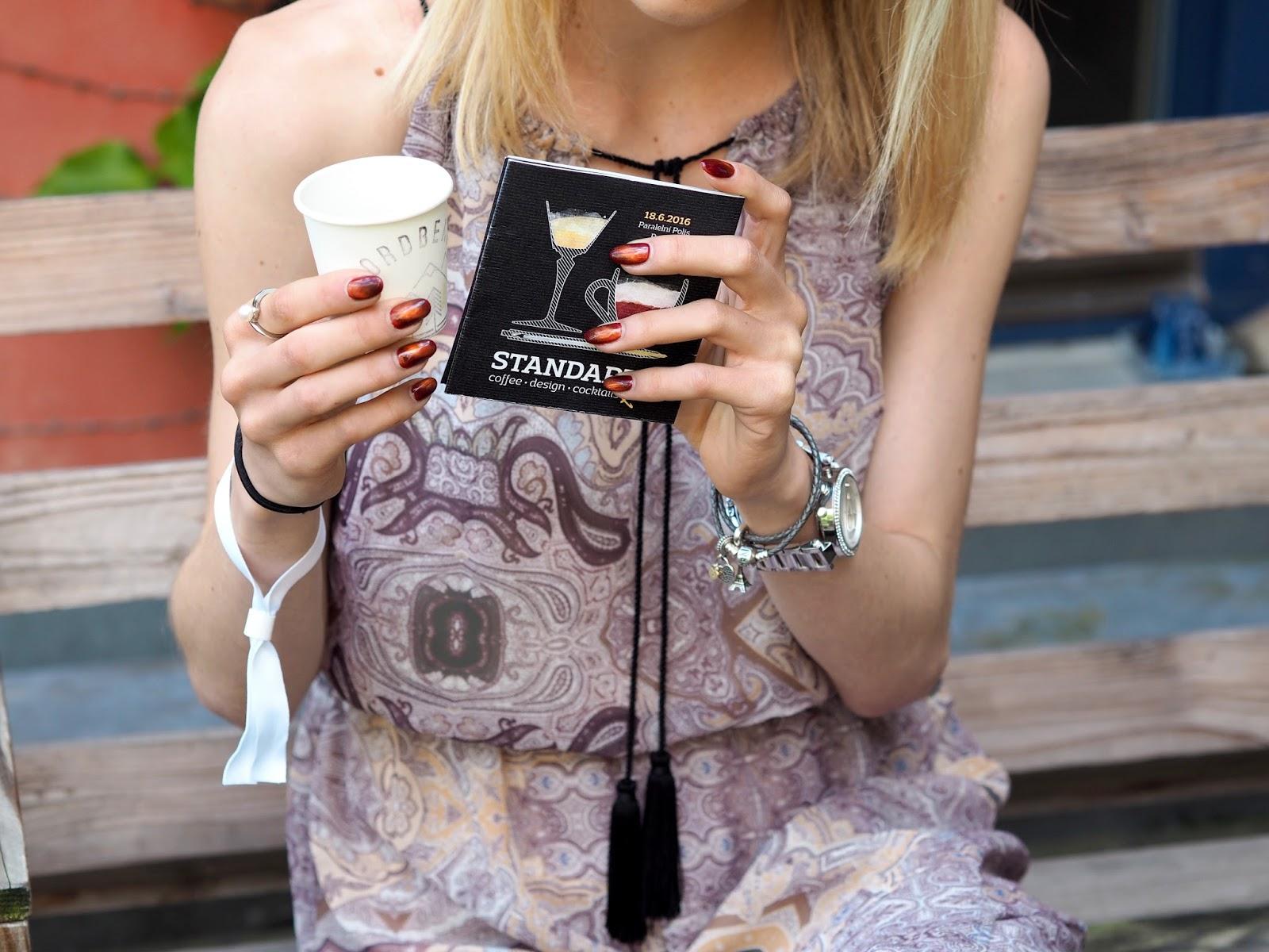 standart festival coffee káva praha