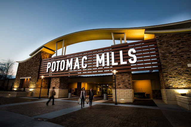 Outlet Potomac Mills em Washington