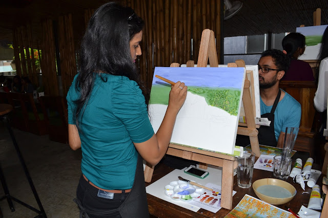 Popular artist Geetanjali Chatrath Talwar will conduct the live painting event on 27th August
