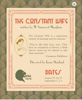 The Constant Wife, Growl Theatre