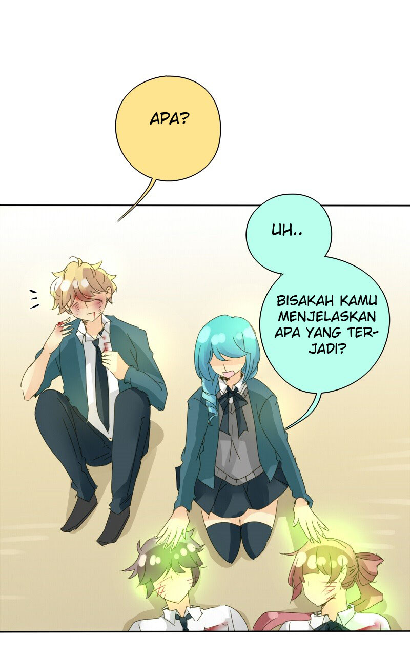 Webtoon UnOrdinary Bahasa Indonesia Chapter 57