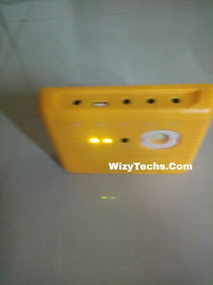 SARODA solar phone charger