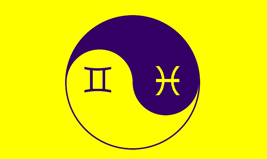 The Voice Of Vexillology Flags Heraldry Pisces And Gemini