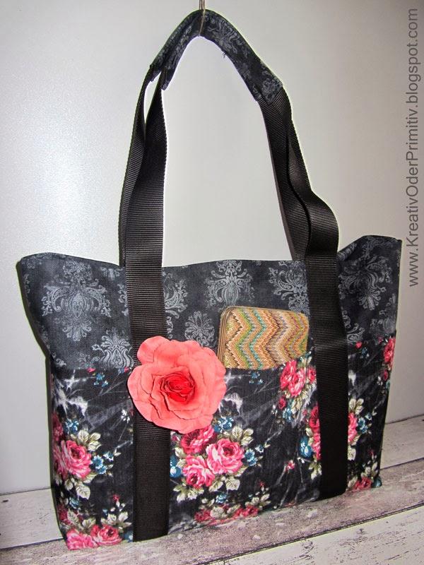 kreativ oder primitiv rosa die schlichte platzwundertasche. Black Bedroom Furniture Sets. Home Design Ideas