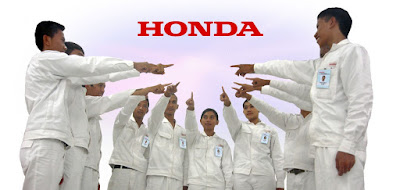 Lowongan Kerja Jobs : Legal Staff, Administration (Temporary) Lulusan Min SMA SMK D3 S1 PT Honda Precision Parts Manufacturing (PT.HPPM)