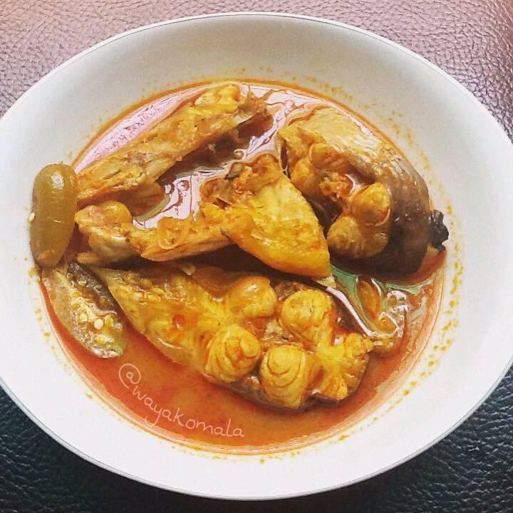 resepi ikan patin masak asam pedas simple masak memasak Resepi Ikan Pindang Utara Enak dan Mudah