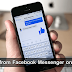How to Sign Out Facebook Messenger