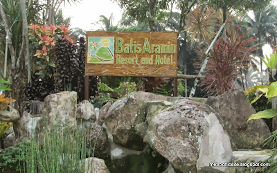 WEEKEND GETAWAY TO QUEZON -  BATIS ARAMIN | MetroChicSite