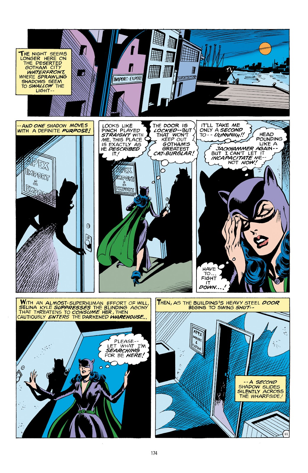 Read online Catwoman: A Celebration of 75 Years comic -  Issue # TPB (Part 2) - 75