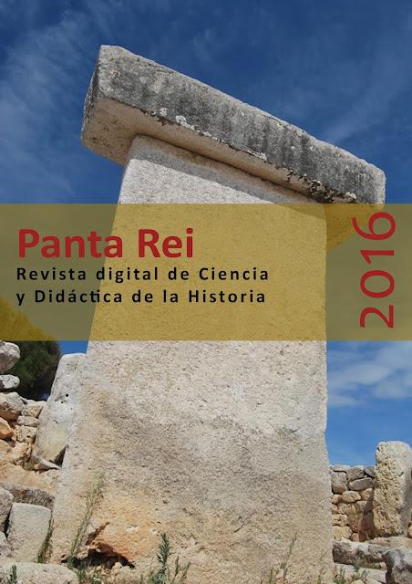 """""""Panta Rei. Revista digital de ciencia y didáctica de la Historia"""""""