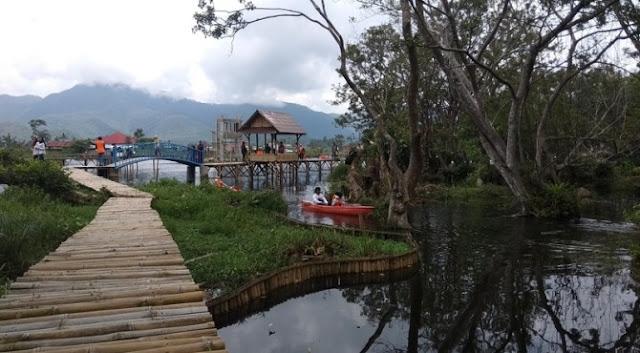 Taman Banto Royo Sumatera Barat