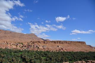 Moroccan Deser