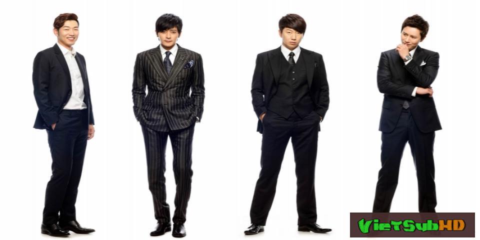 Phim Phẩm Chất Quý Ông Hoàn tất (20/20) VietSub HD | A Gentleman's Dignity 2012