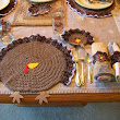 Thanksgiving Turkey Place Settings