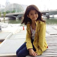 Biodata Khalishah Khansa Afifah pemain sinetron Duyung Cilik SCTV