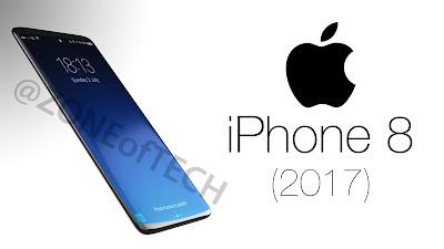 iPhone 8 saldrá a la venta en el 2017 para celebrar los 10 años