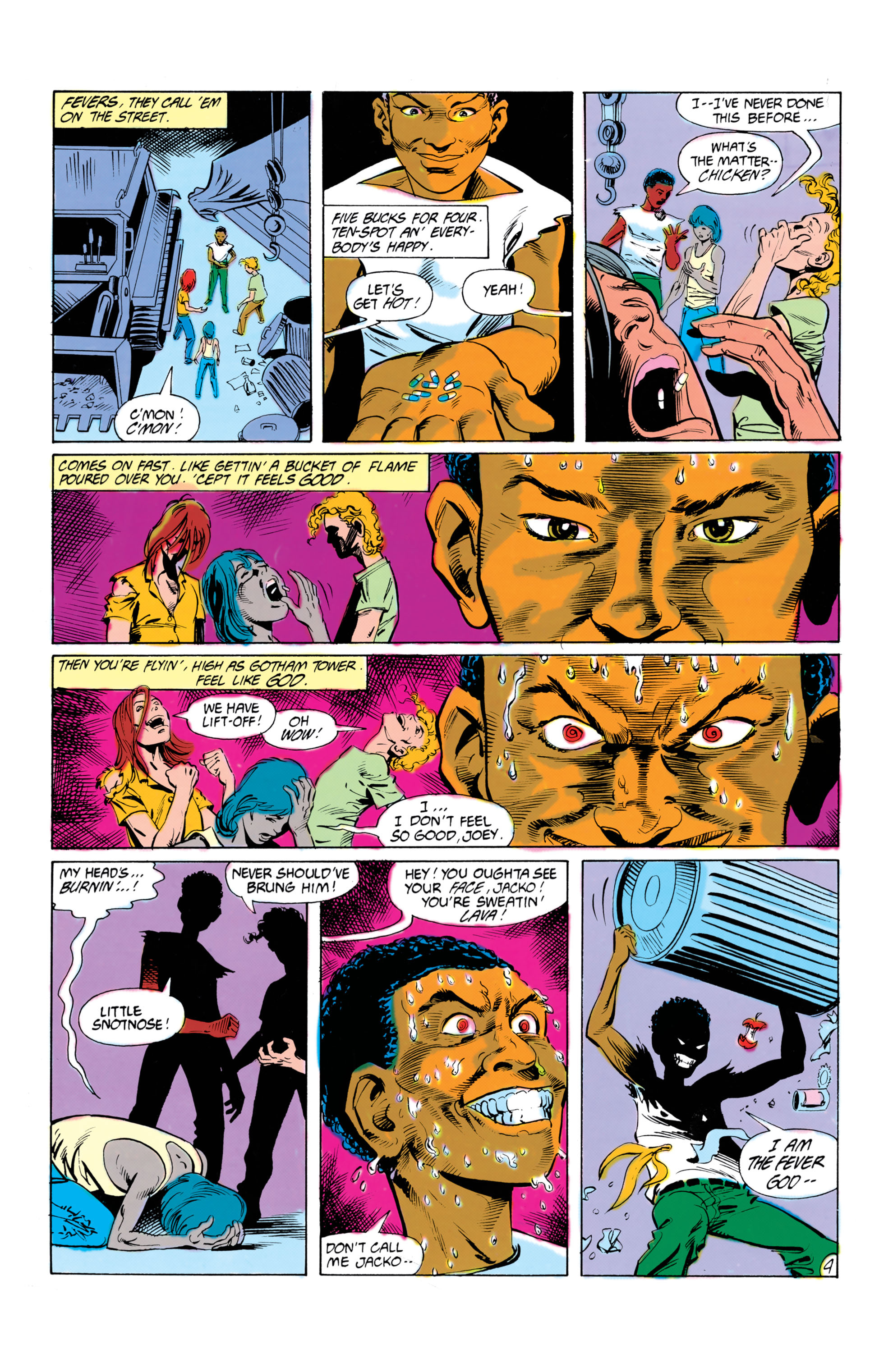 Detective Comics (1937) 583 Page 4