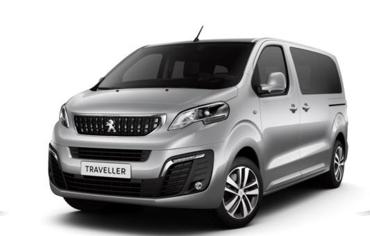 Peugeot Traveller 2018 Couleurs Colors
