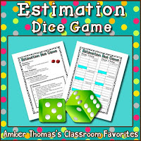 https://www.teacherspayteachers.com/Product/Estimation-Dice-Game-381200