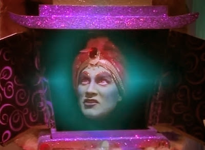 Jambi as Zordon
