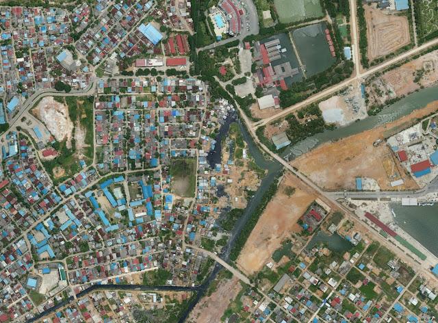 survey foto udara orthophoto