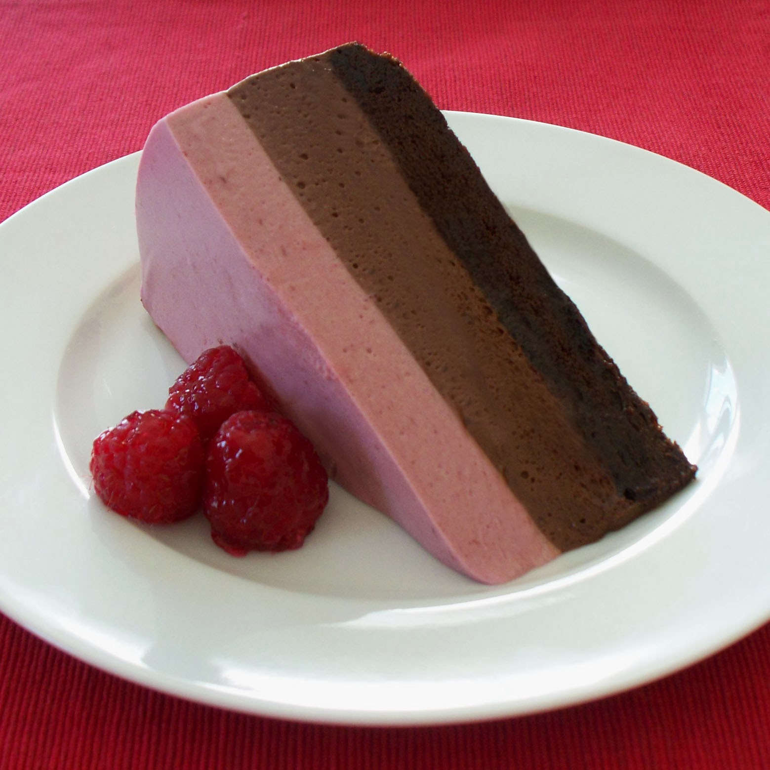 Raspberry Mousse Cake Filling Recipe