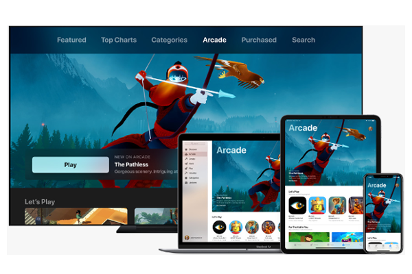 Apple announces world's first game subscription service Apple Arcade
