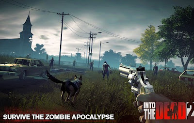 Into the Dead 2 Mod Apk + Data Download