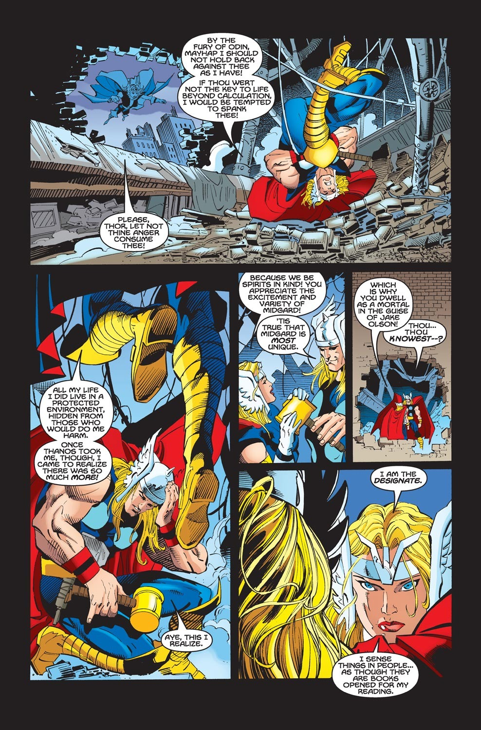Thor (1998) Issue #34 #35 - English 7