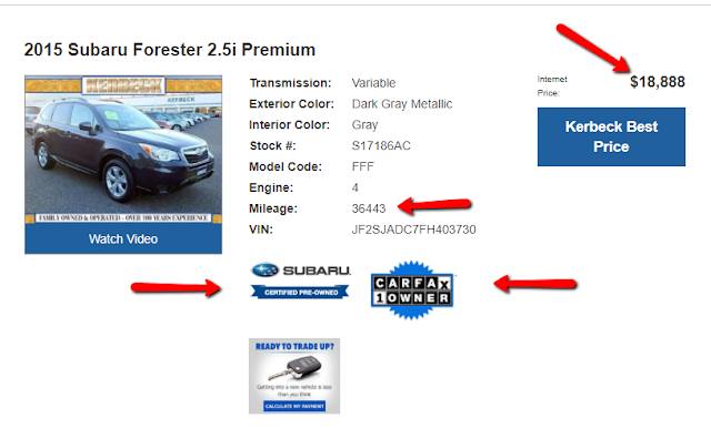 Certified Subarus en Pleasantville NJ