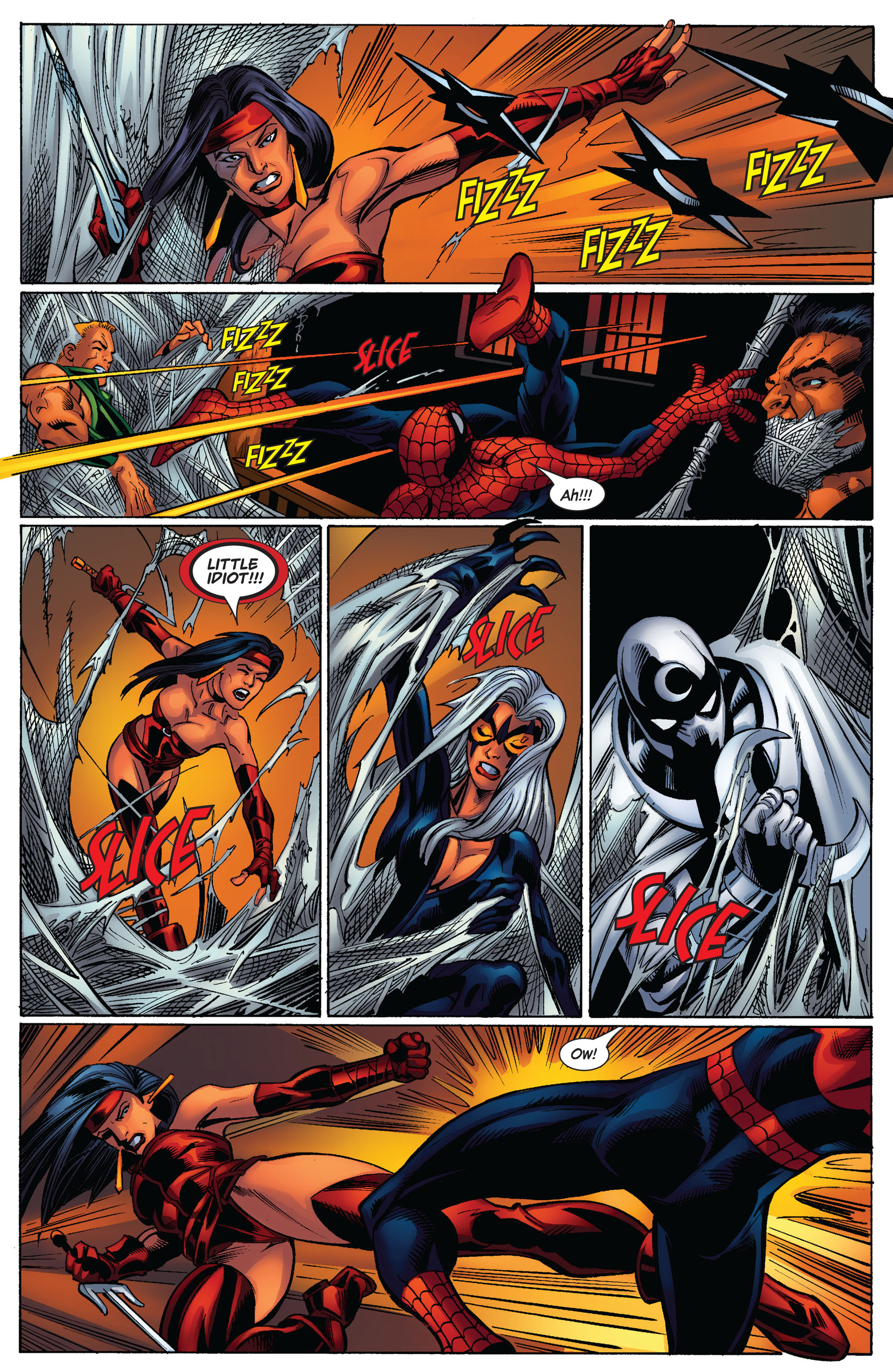 Read online Ultimate Spider-Man (2000) comic -  Issue #84 - 11