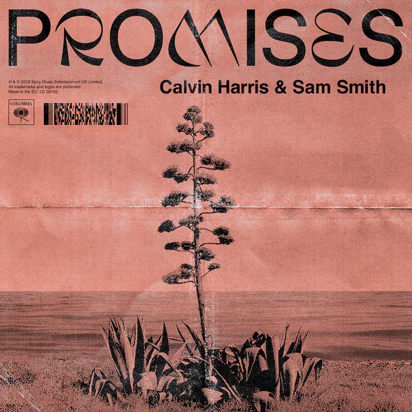 Calvin Harris, Sam Smith - Promises - Single Cover