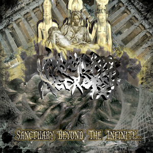 sanctuary beyond the infinite album, metal colombiano, Colombian death metal, metal de medellín
