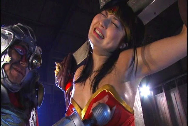 Humiliated Super Heroines Mind Control