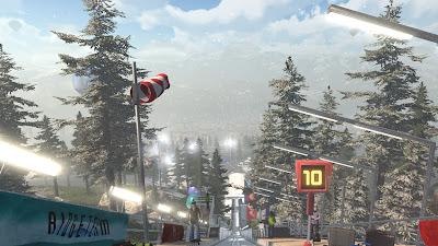 Ski Jumping Pro Game Screenshot 9