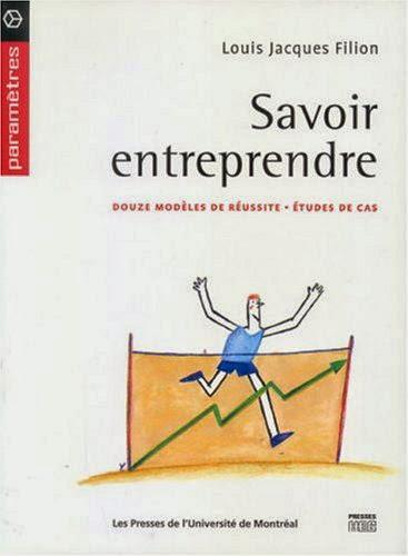 Savoir Entreprendre, Louis Jacques Filion, artpreneure-20